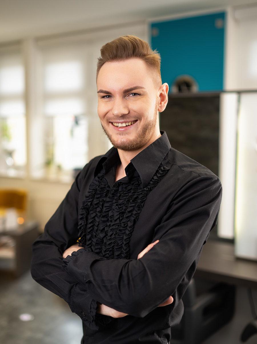 Christian Hengst Friseurmeister Chemnitz